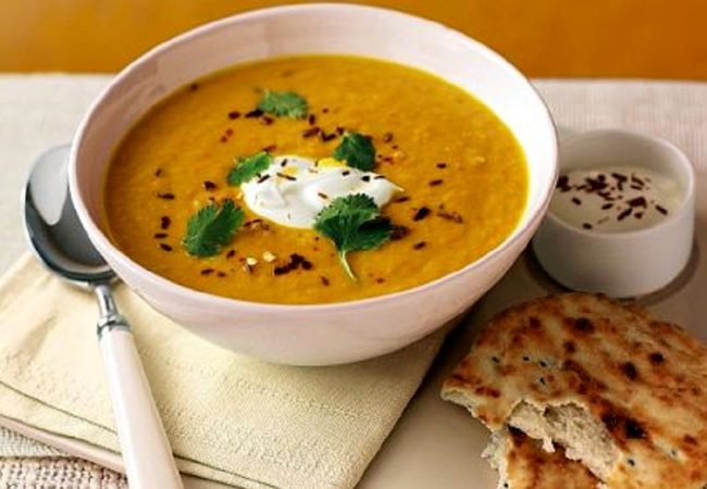 Крем-суп из тыквы | Рецепты с фото