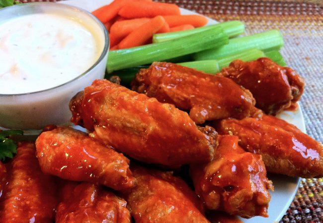 Крылышки Баффало | Рецепты с фото