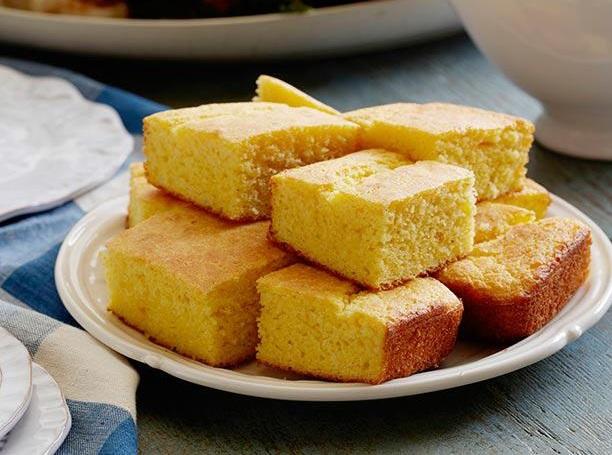 Кукурузный хлеб | Рецепты с фото