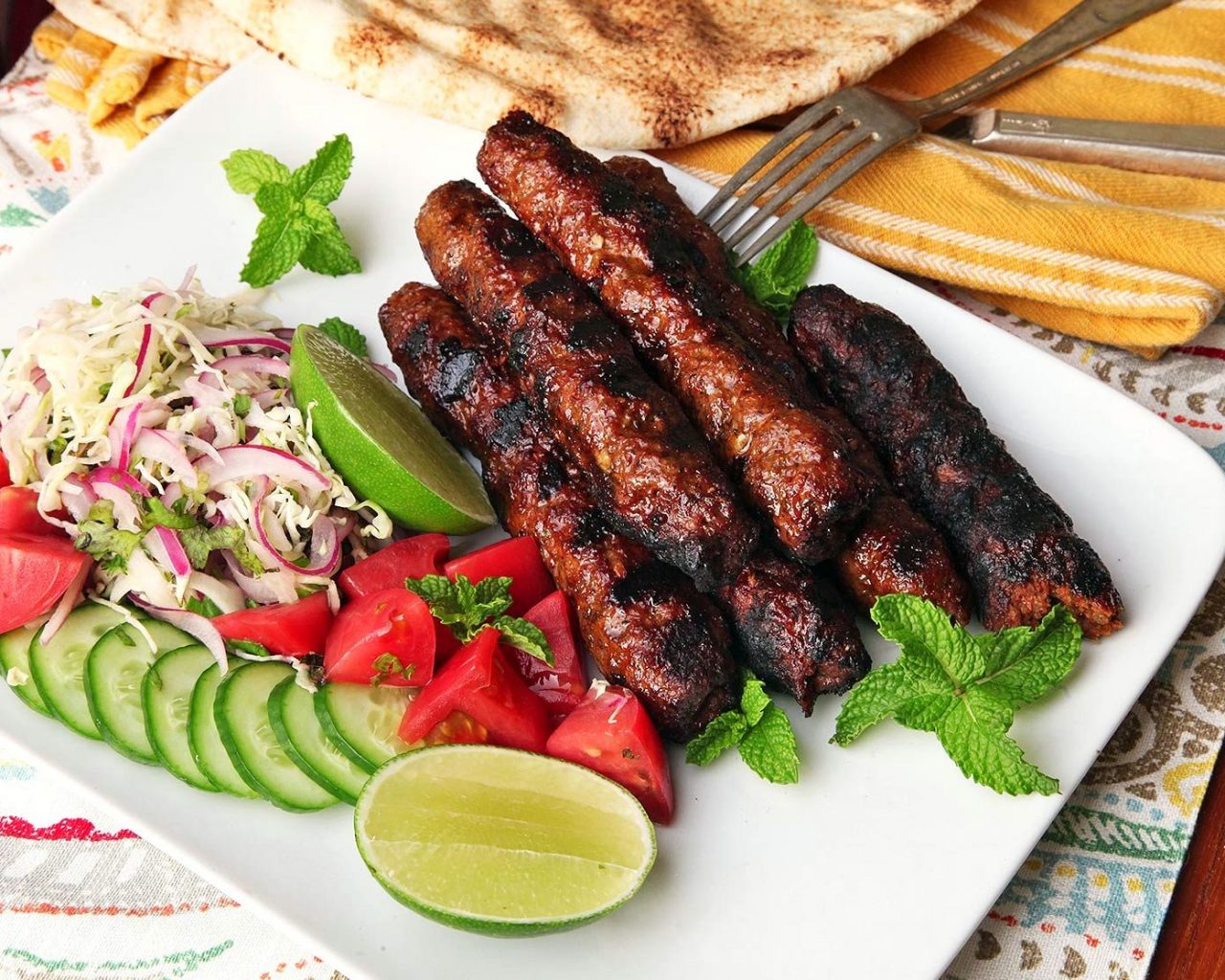 Люля-кебаб | Рецепты с фото