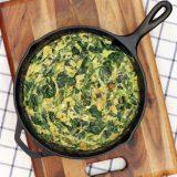 Омлет с овощами | Рецепты с фото