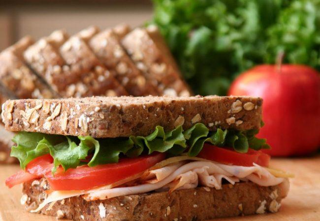 Сэндвич с ветчиной | Рецепты с фото