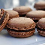 Шоколадные макаруны | Рецепты с фото