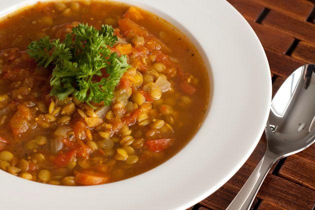 Суп из чечевицы | Рецепты с фото