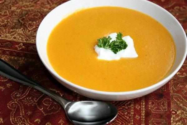 Американский тыквенный крем-суп | Рецепты с фото