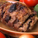 Свинина с черносливом | Рецепты с фото