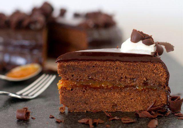 Торт Захер  (торт захєр) | Рецепты с фото