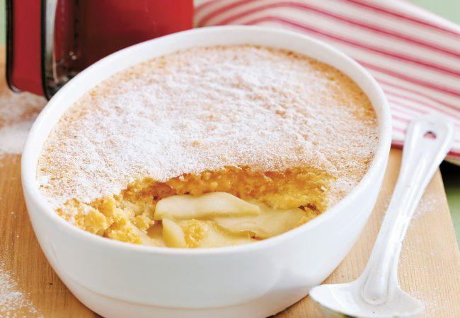 Яблочный пудинг | Рецепты с фото