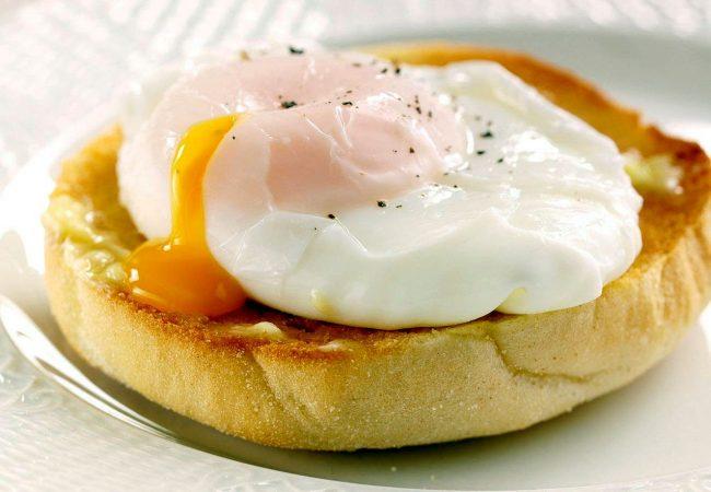 яйцо пашот, блюда из яиц, пашот