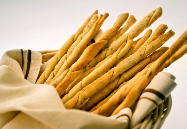 Гриссини (хлебные палочки) | Рецепты с фото
