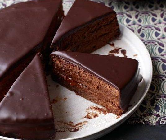 торт захєр рецепт,австрийский торт Захер, торт,торт Захер
