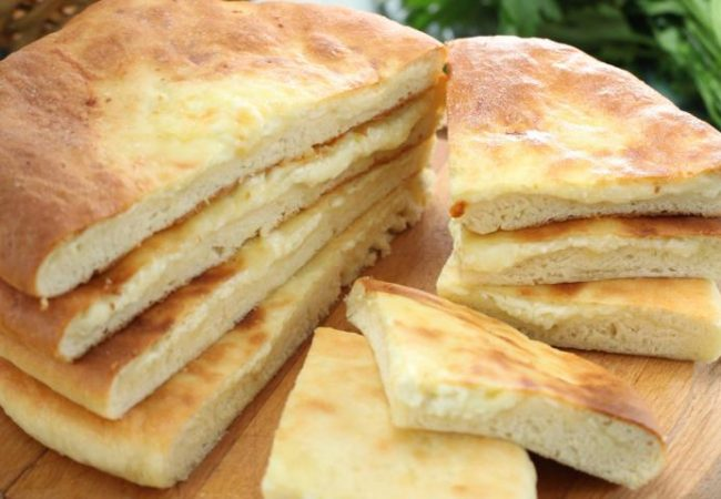 Абхазский ачаш (хачапур) | Рецепты с фото