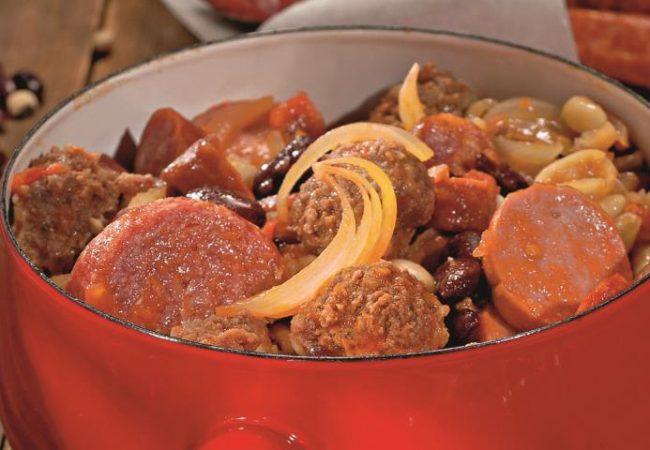 Аргентинское мясное рагу | Рецепты с фото