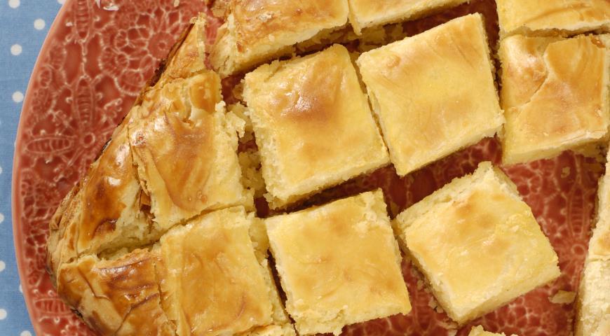 Армянская сладость Гата | Рецепты с фото