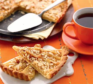 Бабушкин яблочный пирог | Рецепты с фото