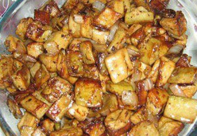 Баклажаны, как грибы | Рецепты с фото