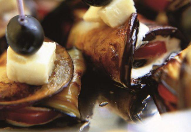 Баклажаны на шпажках | Рецепты с фото