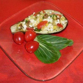 Баклажаны с начинкой | Рецепты с фото