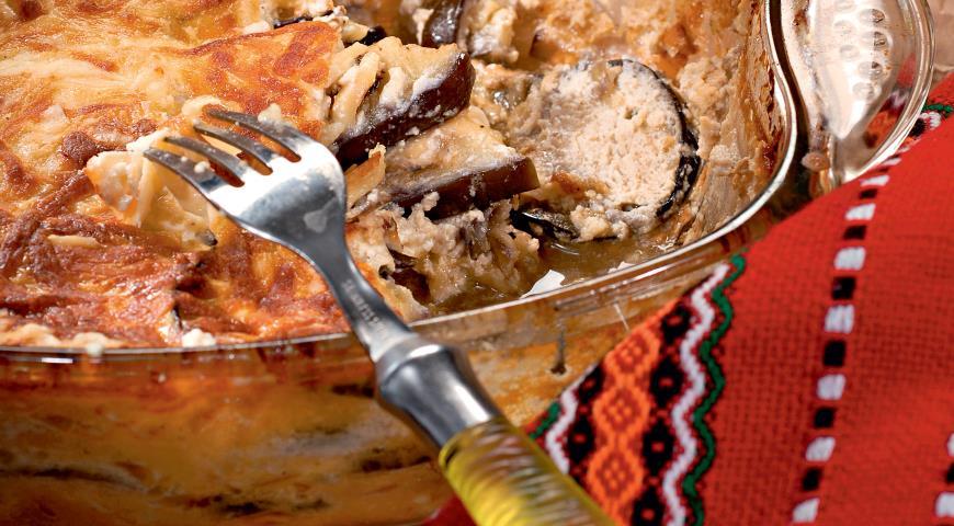 Баклажаны с сыром по-балкански | Рецепты с фото