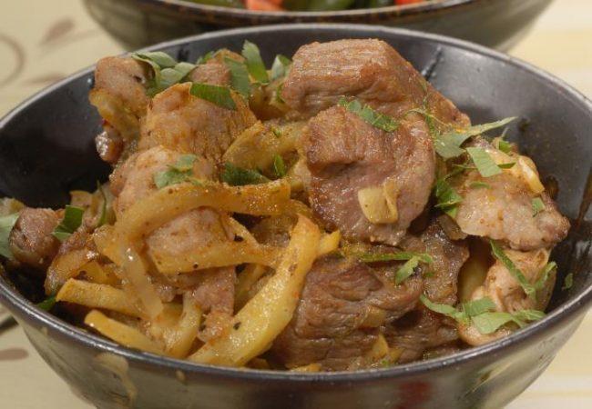 Баранина по-ирански | Рецепты с фото
