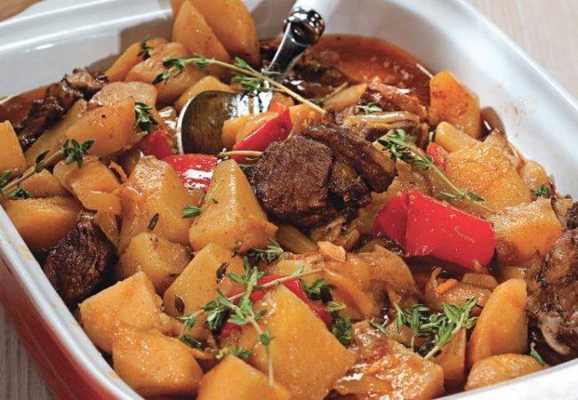 Баранина по-провански | Рецепты с фото