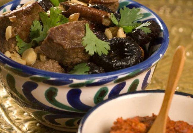 Баранина по-тунисски | Рецепты с фото