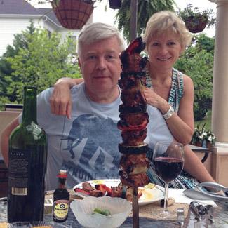 Баранина с помидорами и кабачком | Рецепты с фото