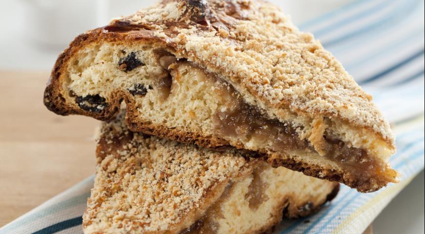 Баркад, осетинский фруктовый пирог | Рецепты с фото