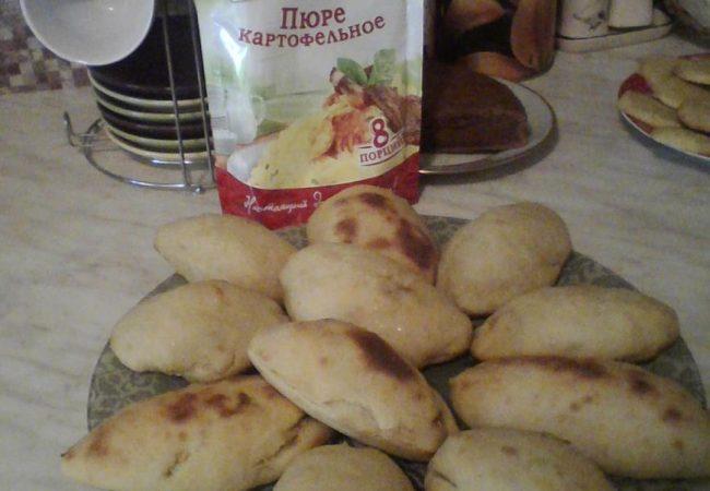 Белорусские  картофельные пирожки с грибами, капустой и яйцом | Рецепты с фото