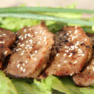 Бифштекс из говядины | Рецепты с фото