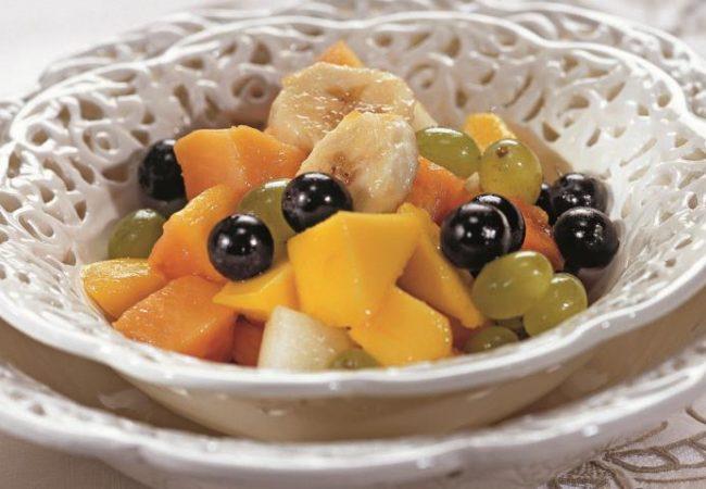 Бразильский фруктовый салат | Рецепты с фото