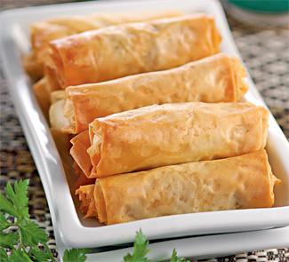 Бриват, марокканские мясные сигары | Рецепты с фото