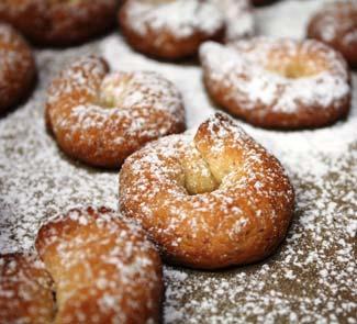 Бублики Ciambelline al Vino | Рецепты с фото