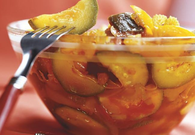 Чанфотта (овощное рагу по-сицилийски) | Рецепты с фото