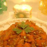Чечевичное рагу со специями | Рецепты с фото