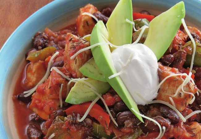 Чили из индейки | Рецепты с фото