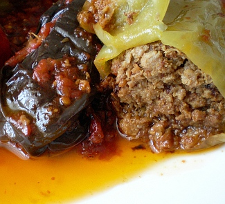 Долма из овощей | Рецепты с фото