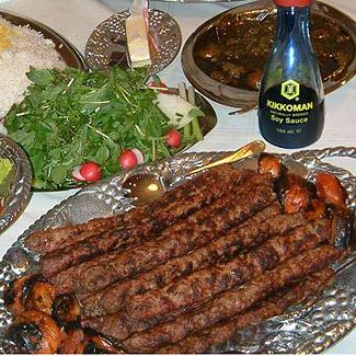 Домашний кебаб | Рецепты с фото