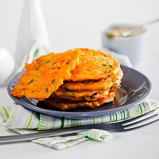 Драники из моркови в мультиварке | Рецепты с фото