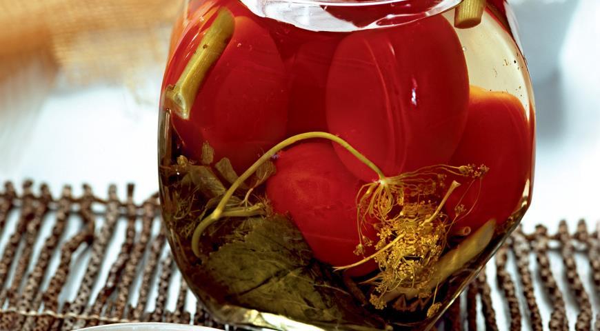 Душистые помидоры | Рецепты с фото