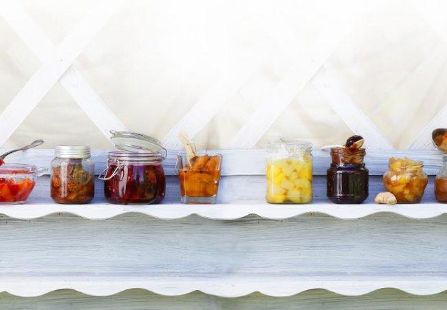 Джем из ревеня с инжиром | Рецепты с фото