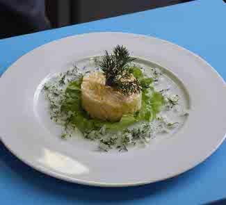 Европейский салат с яйцом  для здоровья | Рецепты с фото