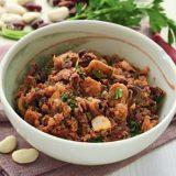 Фасоль по-абхазски | Рецепты с фото