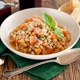 Фасоль по-итальянски в мультиварке | Рецепты с фото
