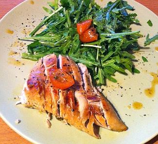 Филе индейки под соусом из кумквата | Рецепты с фото