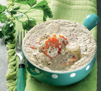 Флан из моркови и кольраби | Рецепты с фото