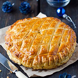 Французский королевский пирог (четыре его варианта) | Рецепты с фото