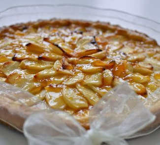 Французский яблочный пирог | Рецепты с фото