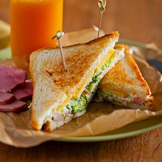Горячие бутерброды в мультиварке | Рецепты с фото