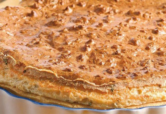 Горячий ланкаширский пирог | Рецепты с фото